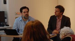 Jon Ståle Ritland & Michiel Koelink 2 (c) Bookseeker