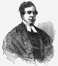 Rev William Webb Ellis (1806-1872)